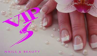V.I.P NAILS & BEAUTY
