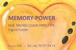 Memory Power - Ingrid Kuster